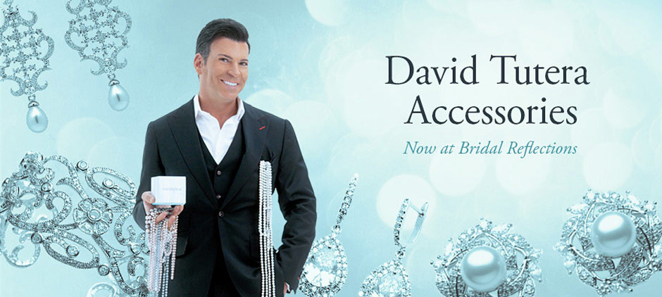 David Tutera Accessories Now Available