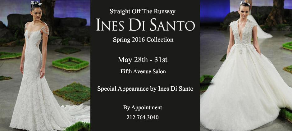 Ines Di Santo Trunk Show May 28th Fifth Avenue