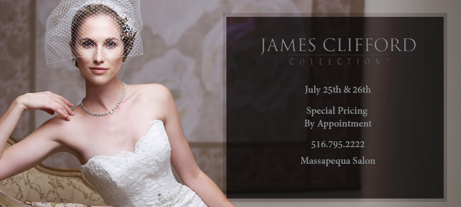 James CLifford Bridal Show