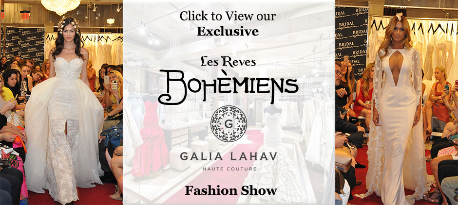 Galia Lahav Fashion Show