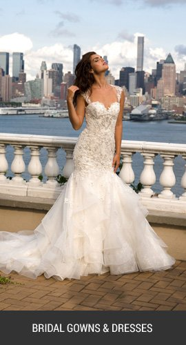 Bridal Gowns & Dreses