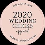 2020 Wedding Chicks Approved