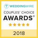 Couples Choice Award - Wedding Wire