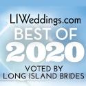 LI Weddings Best of 2020 Award