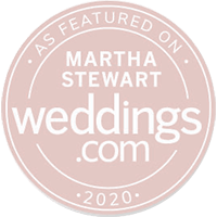 Martha Stewart Weddings 2020 Award