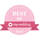 Best of My Wedding Award