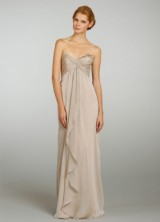 Bridesmaid Spring 2013 09 Alvina Valenta Long Bridesmaid Dress