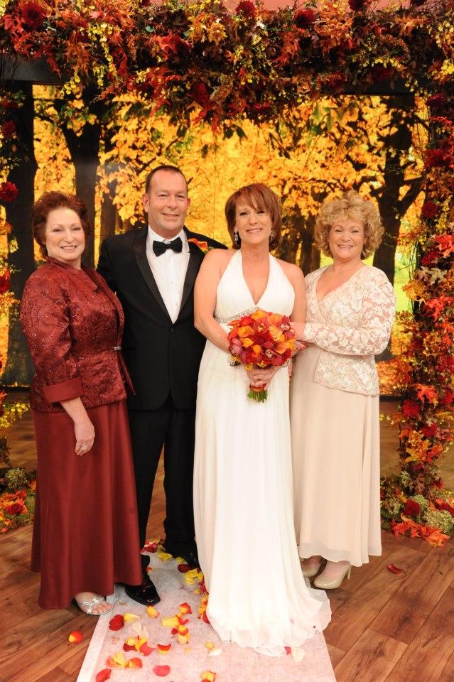 Surprise Wedding On Rachael Ray Bridal Reflections