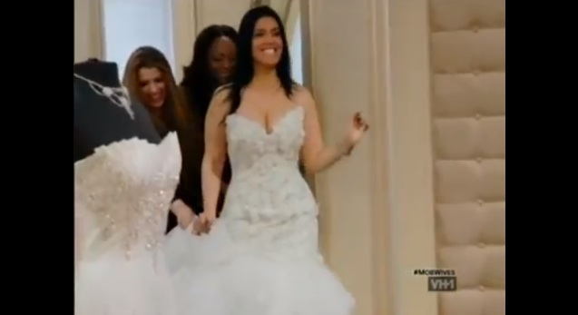 Bridal Reflections Featured on Mob Wives