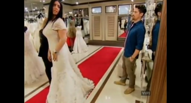 Bridal Reflections Featured on Mob Wives 2