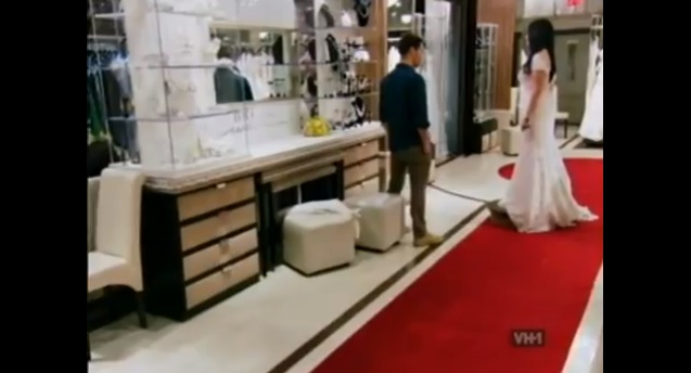 Bridal Reflections Featured on Mob Wives 4