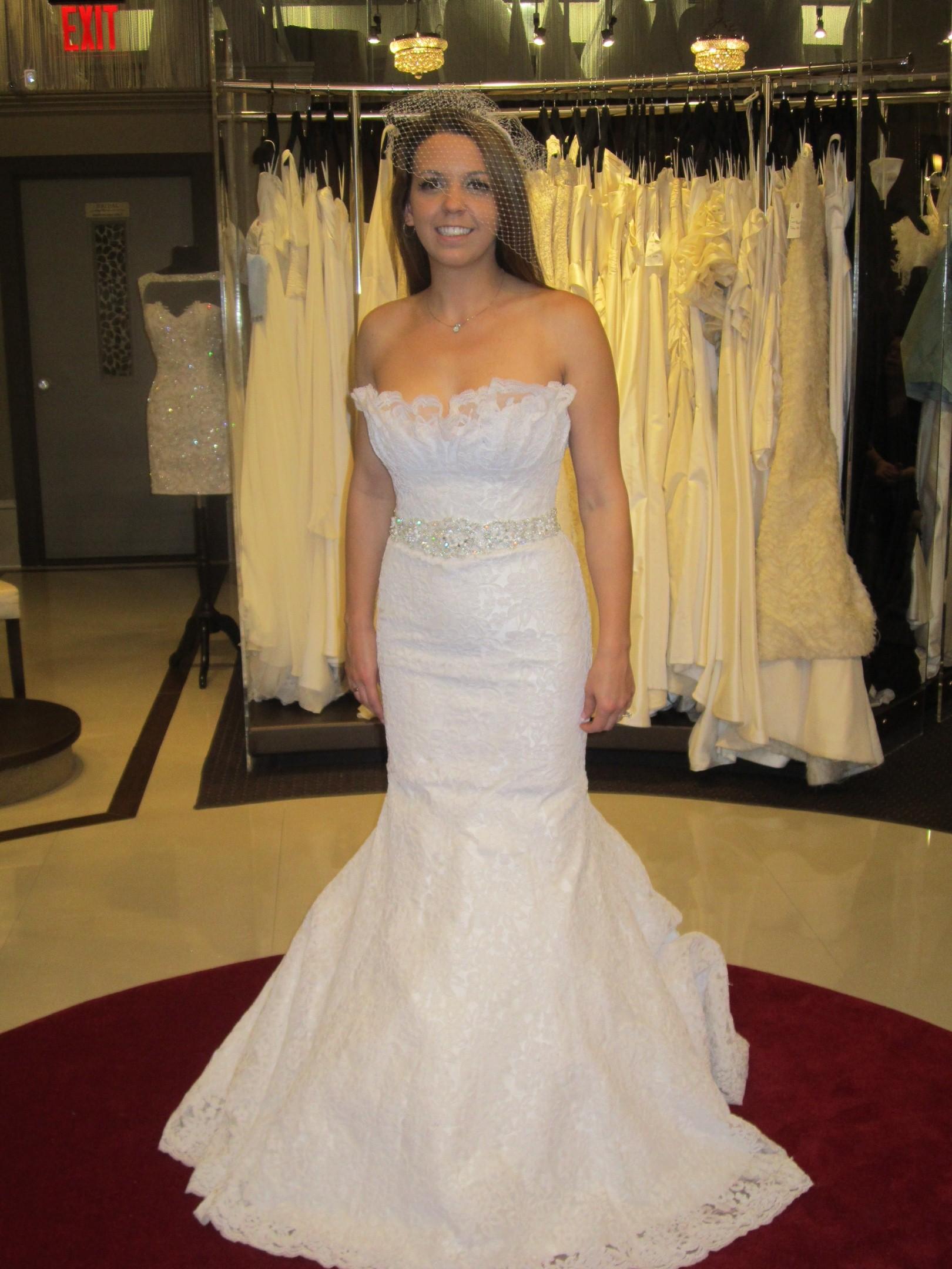 Brides Across America Bride