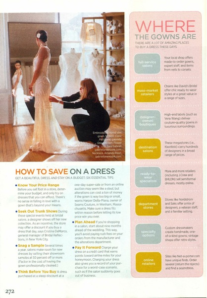 Ultimate Guide to Shopping for the Dress Page 1