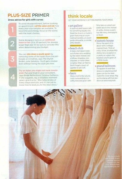 Ultimate Guide to Shopping for the Dress Page 2