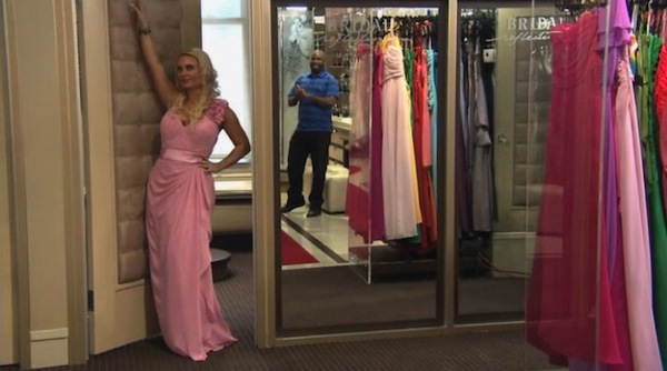 Matron of Honor Dress Try Out