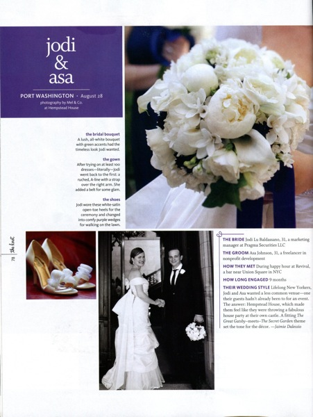 The Knot Article Page 1