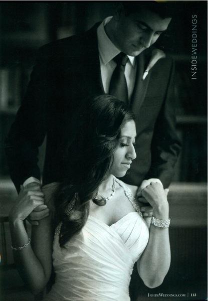 Inside Weddings Magazine Page 2