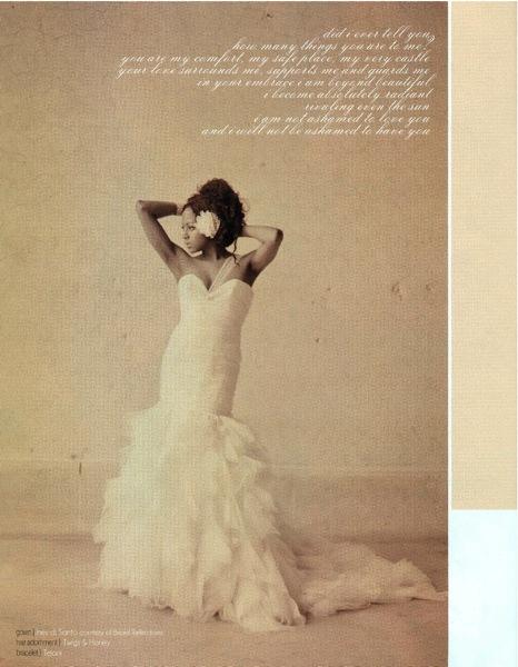 Munaluchi Bride Magazine Feature Page 2