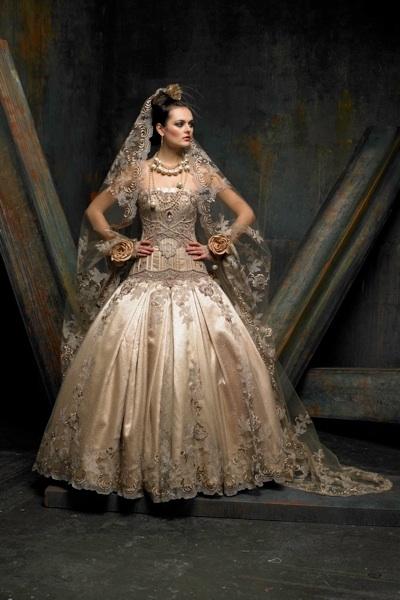 Fifth Avenue Bridal Salon Presents St. Pucchi Bridal Collection