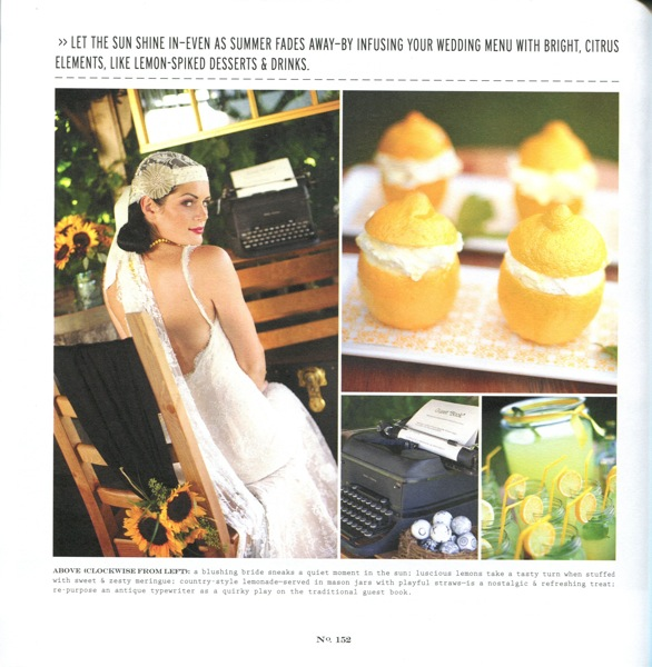 WellWed Wedding Inspiration Article Page 3