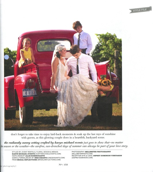 WellWed Wedding Inspiration Article Page 4