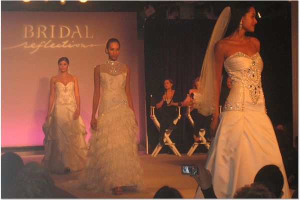 WOR Radio Bridal Event & Fashion Runway Show 1