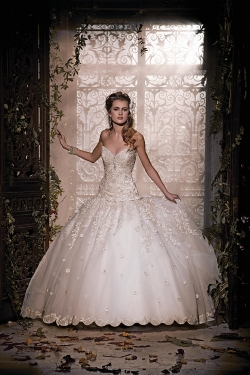 Of Designer Wedding Dresses Seeming Fit For A Royal With Silhouettes To Best Compliment Every Brides Figure Whether Its Bridal Ball Gown