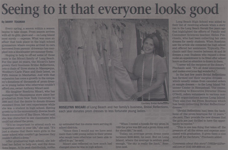 Long Island Herald Article