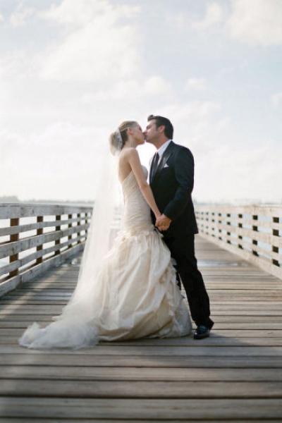 Real Bride Andrea