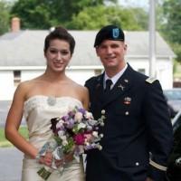 Real Bride Alison