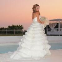 Real Bride Burcu