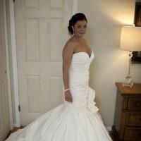 Real Bride Carla
