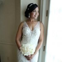 Real Bride Julie