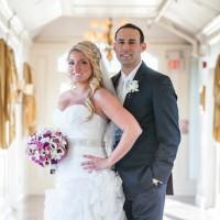 Real Bride Melissa E