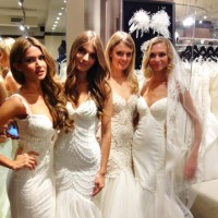 Galia Lahav Fashion Show At Bridal Reflections