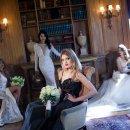 Galia Lahav Fashion Show at Oheka Castle