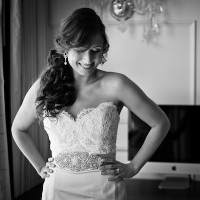 Real Bride Danielle