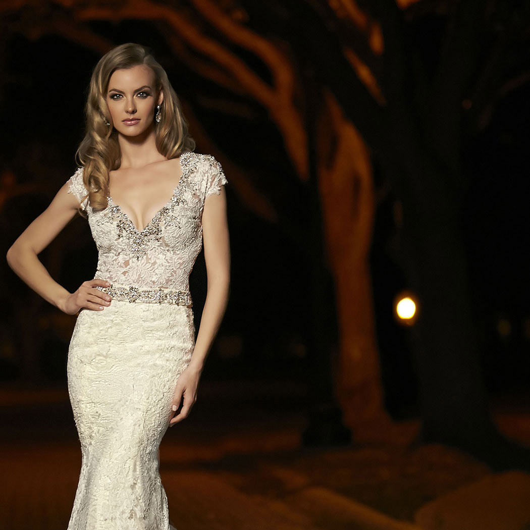 Simone Carvalli Fall 2015 Collection | Bridal Reflections