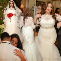The Ultimate Guide to Plus Sized Wedding Dress Shopping