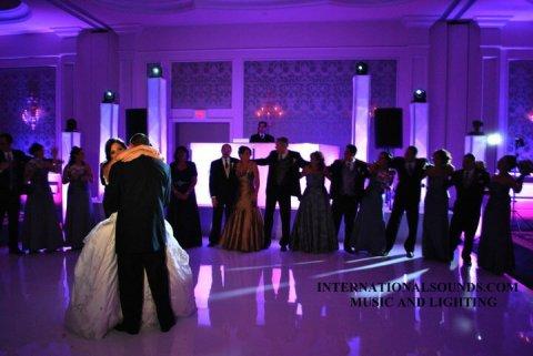 Wedding DJ And Dance