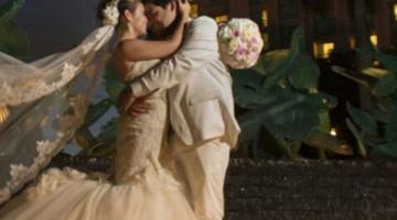 Lazaro Bride Dream Destination Wedding