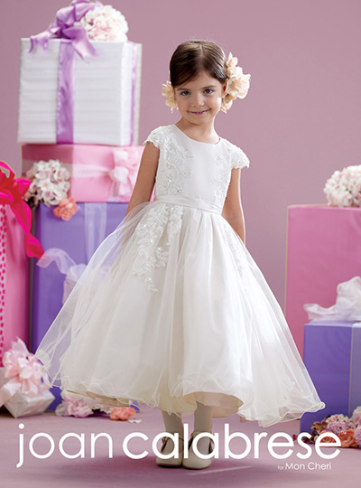 Flower Girl Dresses - Bridal Reflections - Bridal Stores NYC