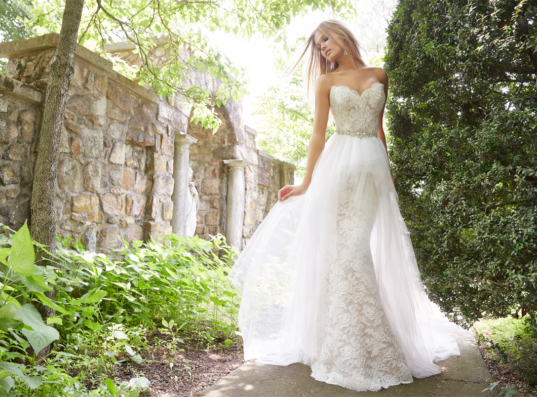 Alvina Valenta Couture Wedding Dress And Wedding Gown