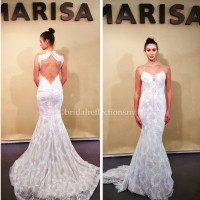 Marisa Bridals new collection at NYBFW