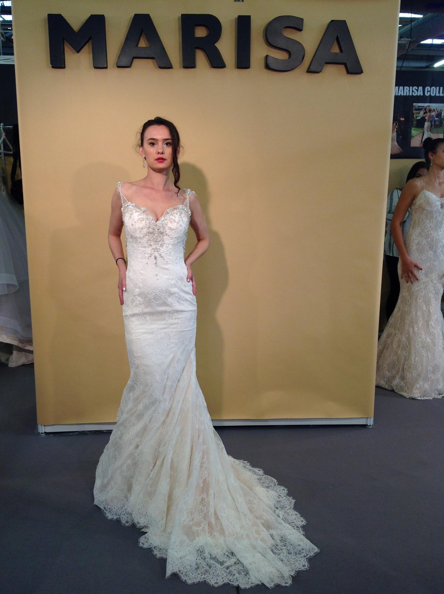 Marisa Bridals NYBFW Bridal Reflecitons Coverage