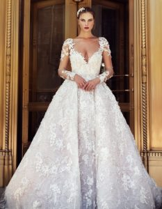 Stephen yearick wedding dresses pictures