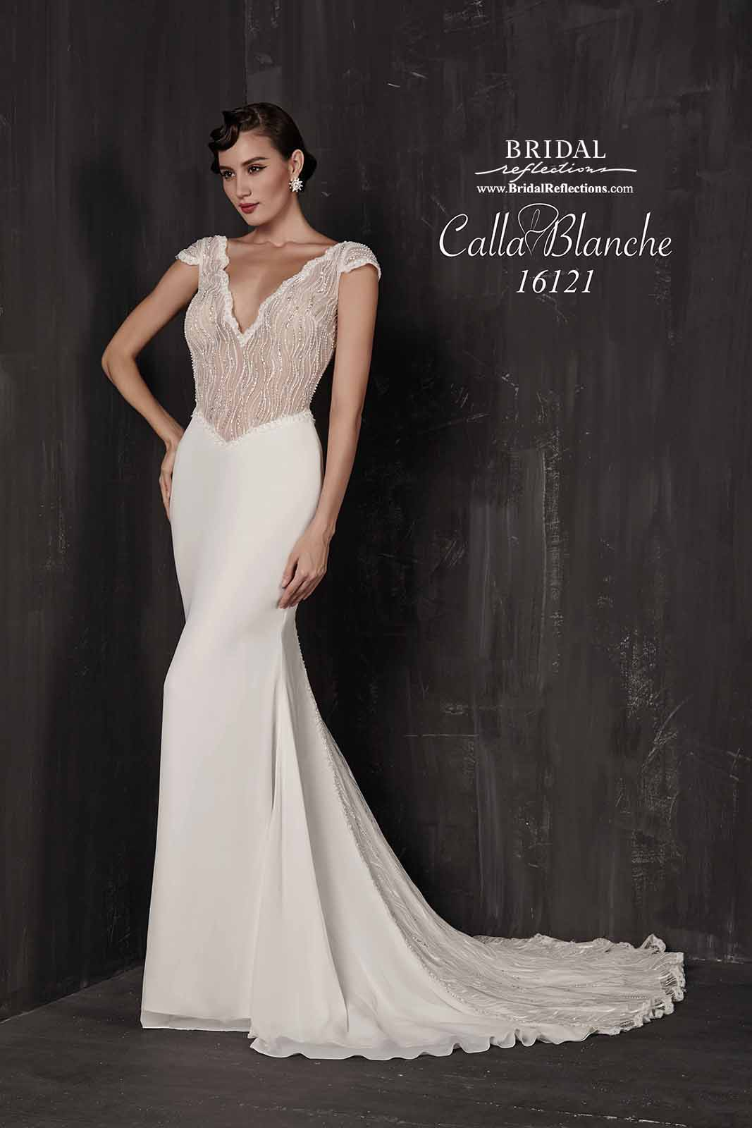 Calla Blanche Bridal Reflections