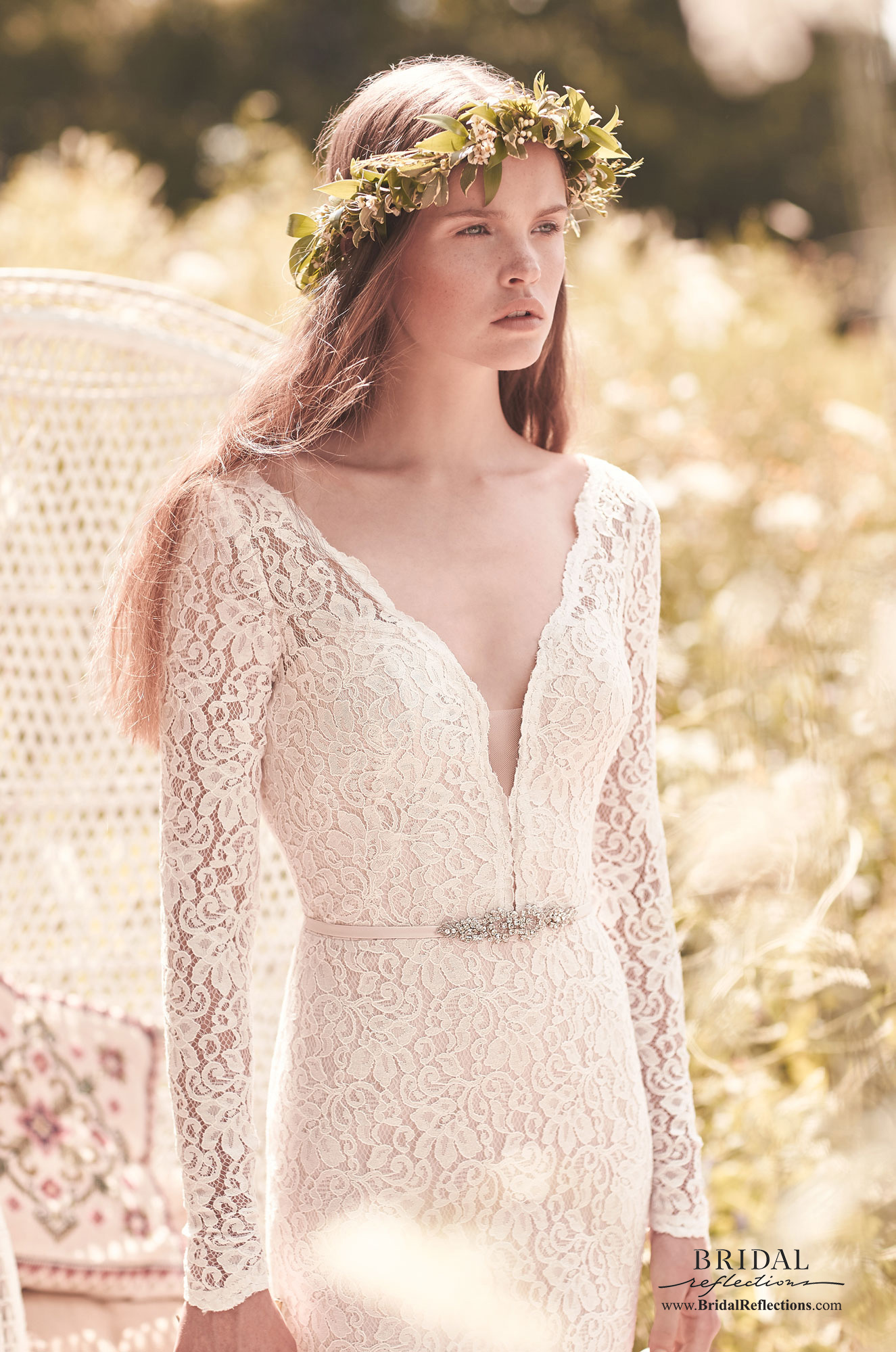 Mikaella By Paloma Blanca Wedding Dress Collection