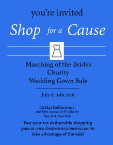 Marching of the Brides Sale