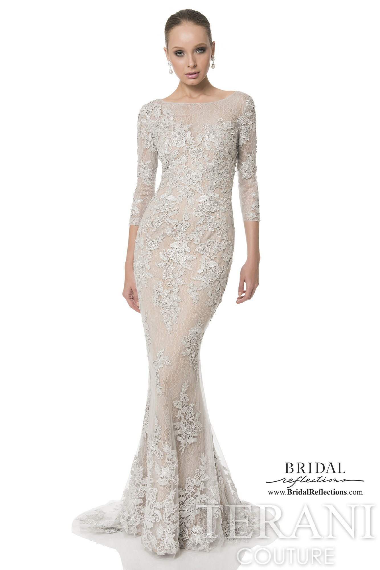 Terani Couture Wedding Evening Dress And Gowns Collection